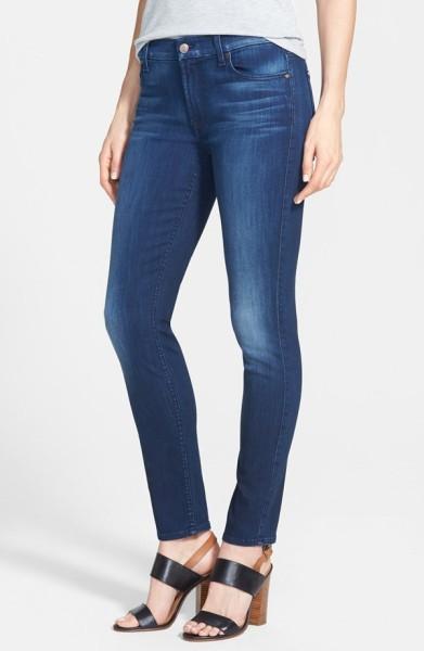 Jen7 Stretch Skinny Jeans indigo