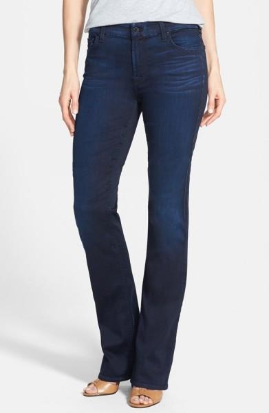 Jen7 Stretch Slim Bootcut Jeans