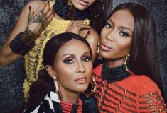 Haute News: Rihanna, Naomi Campbell & Iman model in W Mag; Christian Louboutin debuts Malangeli + more