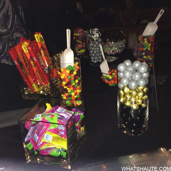 Lucky Magazine Movado Arm Candy Party
