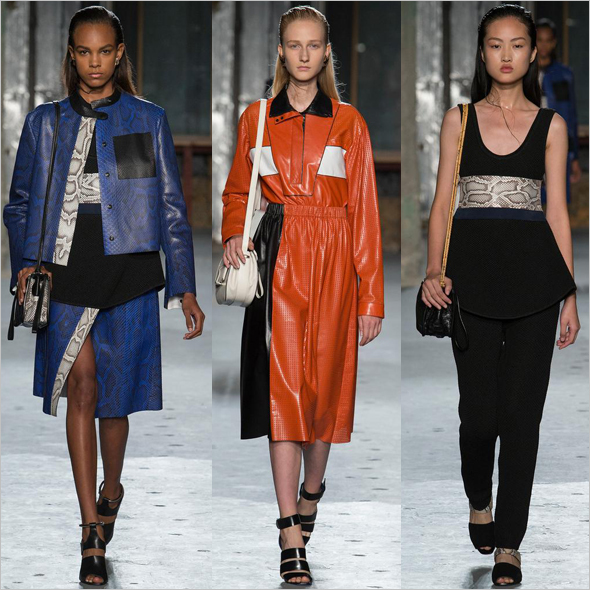 Haute Off the Runway: Proenza Schouler Spring 2015 Ready-to-Wear Collection
