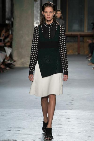 Proenza Schouler Spring 2015 Ready-to-Wear 1
