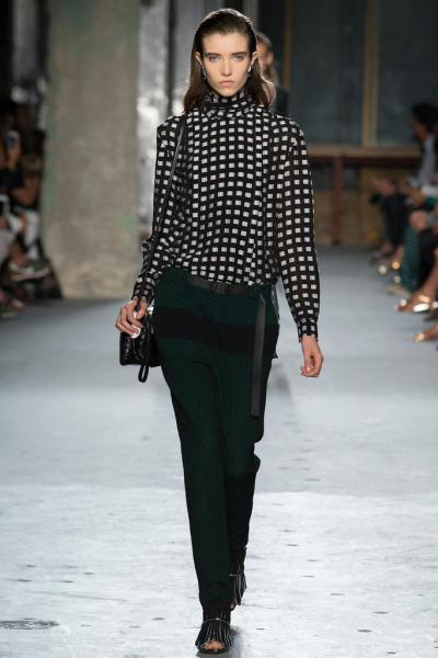 Proenza Schouler Spring 2015 Ready-to-Wear 2