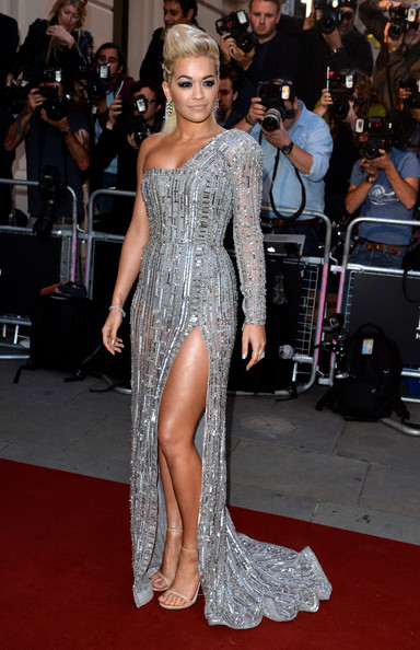 Rita Ora at the GQ Men of the Year Awards