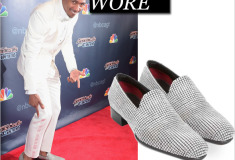 What He Wore: Nick Cannon in $2 Million Tom Ford Shoes