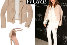 Copy Jamie Chung's Blush-Colored Look