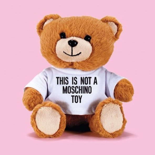 3 Things to Know: Moschino Toy teddy bear Jeremy Scott's new fragrance