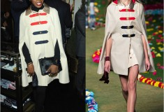 Estelle Rocks a Tommy Hilfiger Spring 2015 Cape: Get the Look