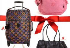 Give the Gift of Kipling for the Holidays & Get $30 off your $150 Online Purchase!