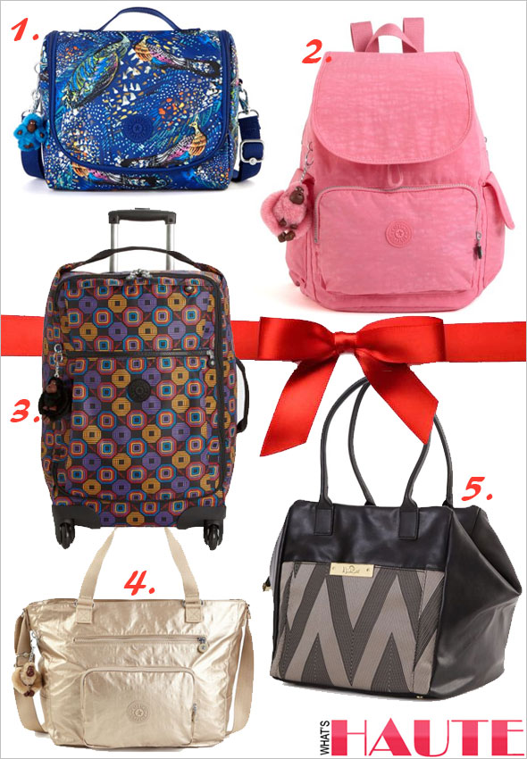 Kipling holiday catalog - holiday gifts