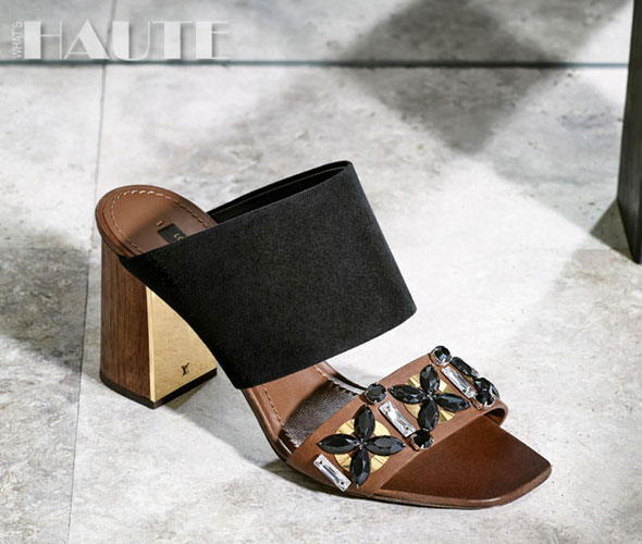Louis Vuitton Artful Mule