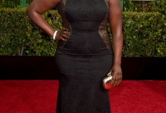 Danielle Brooks 2015 Golden Globes