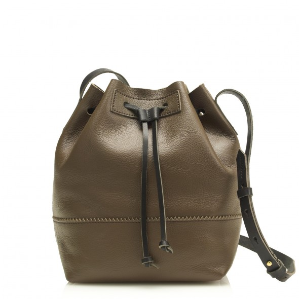 J.Crew Downing bucket bag
