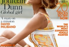 Haute News: Jourdan Dunn covers British Vogue; C. Wonder to close all stores + more