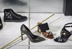 Artful Jewels: Louis Vuitton Spring 2015 Shoe Collection
