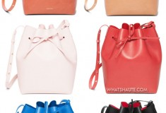 21 Ways to Get the Bag of the Moment: The Drawstring Bucket Bag