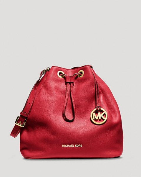 MICHAEL Michael Kors Shoulder Bag - Jules Large Drawstring Bucket