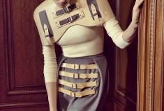 Marina Hoermanseder belted look