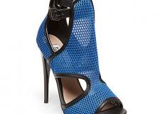 Steve Madden Iggy Azalea Brixton Sandal - blue