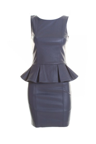 Thomas Wylde Peplum Dress