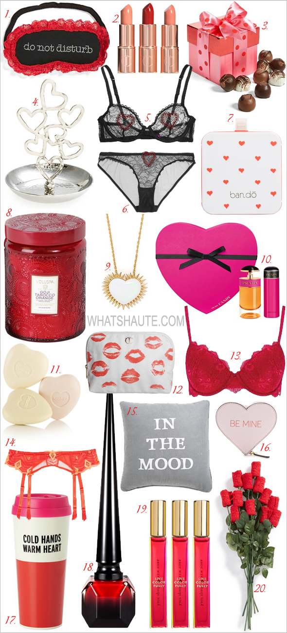 20 Valentine's Day Gifts Under $100