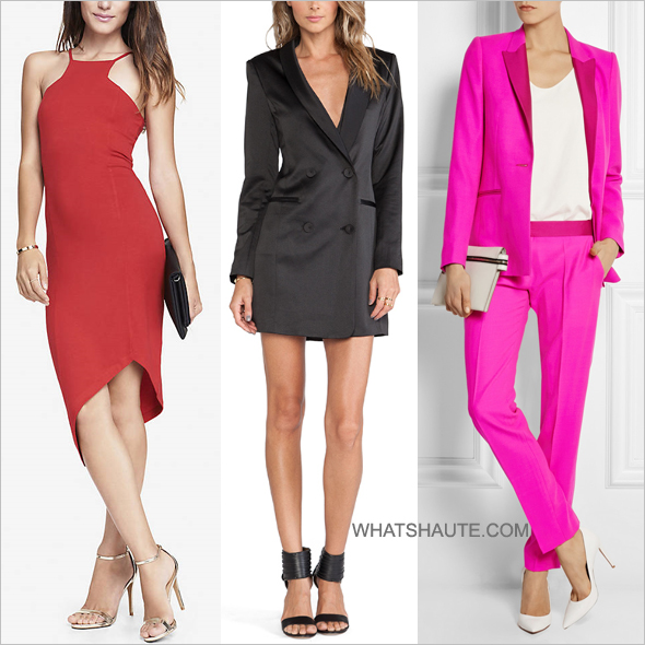 3 different Valentine's Day date night outfit ideas