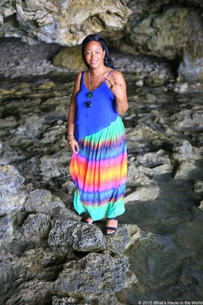 Barbados - What's Haute in the World - Animal Flower Cave