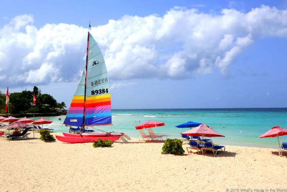 Barbados - What's Haute in the World - beach