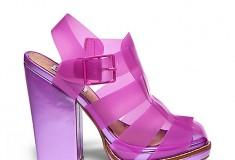 Iggy Azalea for Steve Madden Hi-Top - lilac