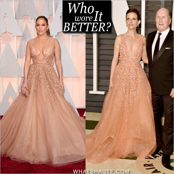 Who Wore It Better: Jennifer Lopez or Luciana Pedraza