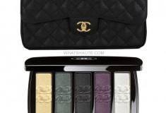 Chanel 2.55 Bag and L'Intemorel De Chanel Eyeshadow Palette.jpg