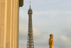 Paris - Trocadero - What's Haute in the World
