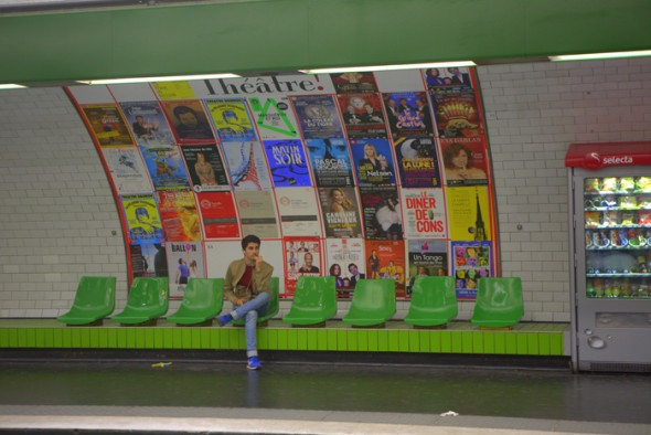 Paris Metro - What's Haute in the World