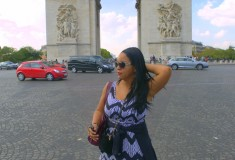 Paris - Arc de Triomphe - What's Haute in the World