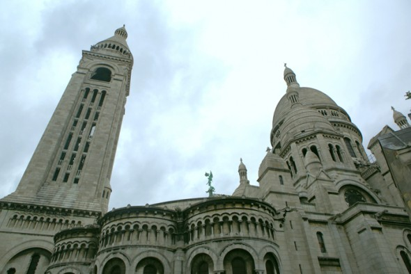 Paris - Sacre Coeur - What's Haute in the World