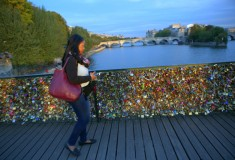 Paris - Pont des Arts - What's Haute in the World