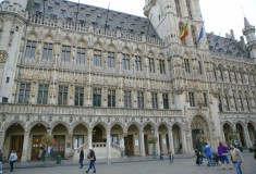 La Grande Place - Brussels - What's Haute in the World
