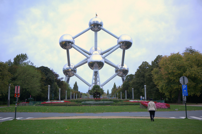 Atomium - Brussels - What's Haute in the World
