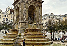 Paris - Fountain - What's Haute in the World