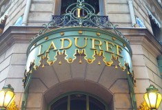 Paris - Laduree Champs-Élysées - What's Haute in the World