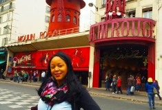 Paris - Moulin Rouge Pigalle - What's Haute in the World