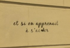 Paris - Et Si On Apprenait A S'aider - What's Haute in the World