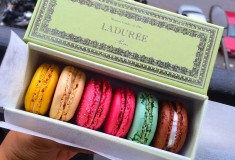 Paris - Macarons at Laduree - What's Haute in the World