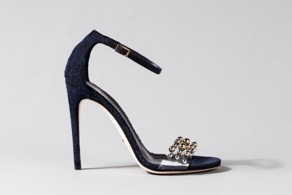 Jerome C. Rousseau Cinderella shoe