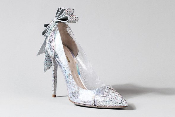 Nicholas Kirkwood Cinderella shoe
