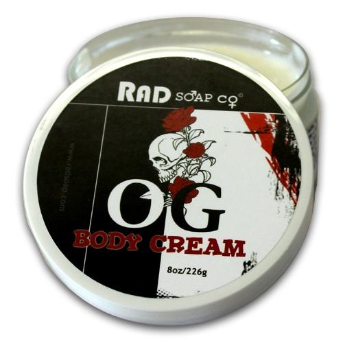 OG Natural Body Cream