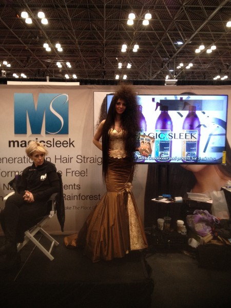 IBS NY 2015 Magic Sleek