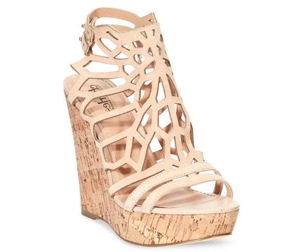 Charles by Charles David Apollo Platform Wedge Sandals