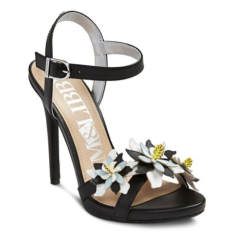 Women's Sam & Libby CoCo Floral Embellished Heels
