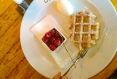 Europe Travel - Travel to Amsterdam - What's Haute In The World - waffles